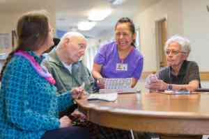 Holly Residential Care Center offers great care giving jobs | #HRCC #Holly Residential