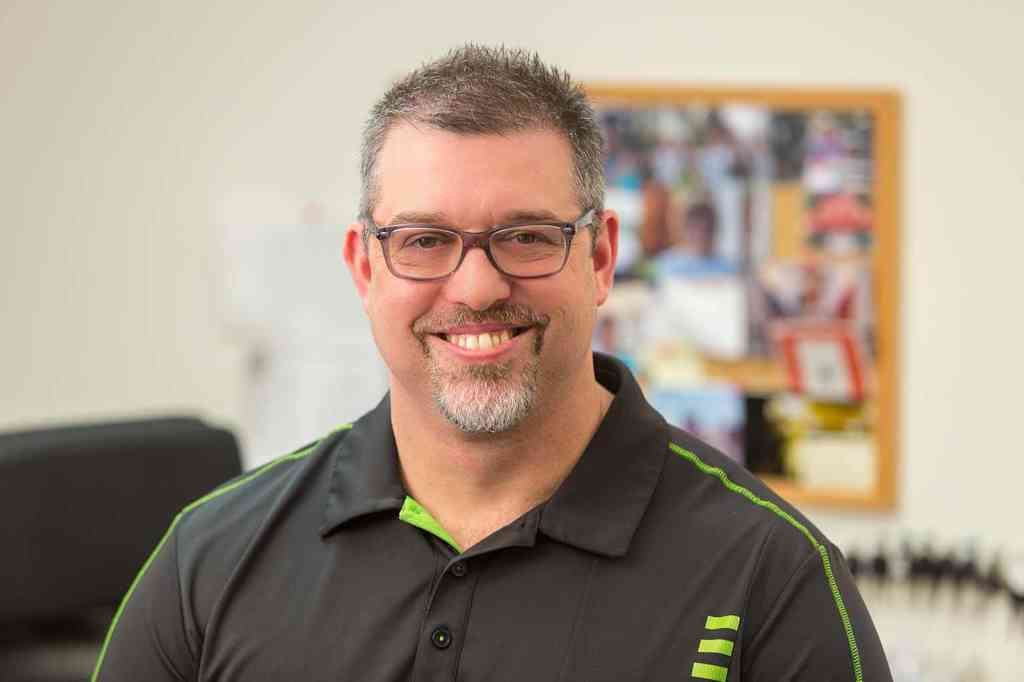 Jeff Laramee of Holly Residential Care Center in Eugene | #HRCC #HollyResidential