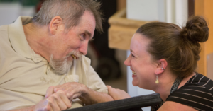 Care, love and friendship at Holly Residential Care Center |#HRCC #Holly Residential